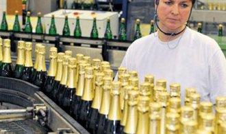 Bohemia Sekt postaví novou lisovnu, zvýší kapacity o polovinu