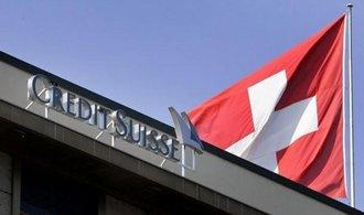 Americké úřady vyšetřují kvůli daňovým únikům banku Credit Suisse