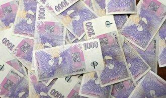 Běžný účet v září skončil v pětimiliardovém přebytku