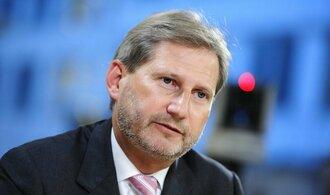 EU podle eurokomisaře se Srbskem brzy zahájí přístupové rozhovory