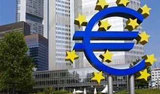 Oživení ekonomik v eurozóně je stále pevnější, rizika slabší, míní prezident ECB
