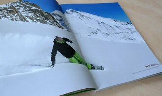 PPF představila výroční zprávu. Pózuje v ní i Kellner se snowboardem