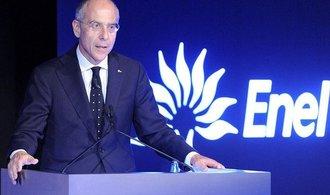 Zisk Enelu vzrostl více než čtyřikrát, firma vyplatí větší dividendu