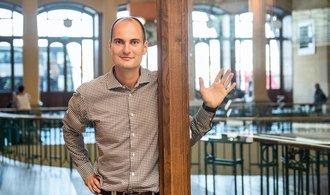 Martin Kasa: Hodně internetových podnikatelů má velké oči