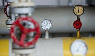 Na Slovensko stále proudí jen polovina ruského plynu