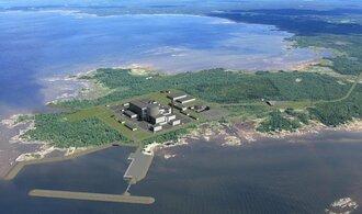 Finsko zachránilo stavbu jaderné elektrárny Hanhikivi