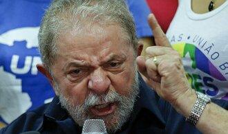 Brazilská policie zatkla exprezidenta. Divadlo pro média, reagoval Lula