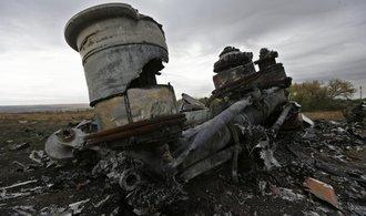 Moskva: Za tragédii letounu může Kyjev a jeho silové řešení konfliktu