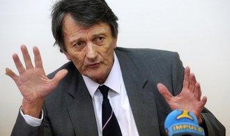 Ocelářský exmagnát Stehlík chce kandidovat v přímé volbě prezidenta