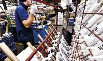 V Česku se loni vyrobilo 350 tisíc kol, většina šla na export