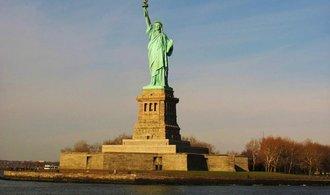 Socha svobody bdí nad New Yorkem už 125 let