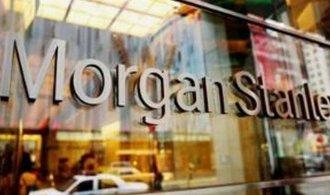 Americká banka Morgan Stanley prudce zvýšila čtvrtletní zisk