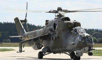 Irák chce české bojové vrtulníky. Zajímá se až o 40 strojů