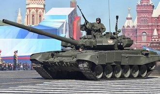 Putin: Sankce ruský zbrojní průmysl neomezí