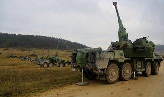 Vývoz zbrojařů roste díky zájmu o ochranné prostředky