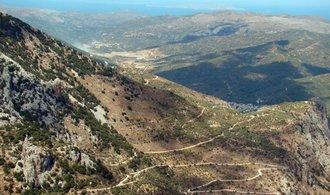 Krétu i další řecké ostrovy zasáhlo silné zemětřesení