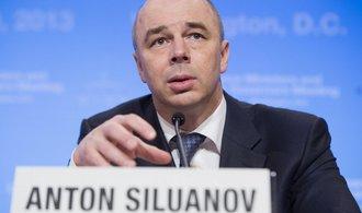 Ruský ministr financí: Rubl zpevňuje, období nestability skončilo