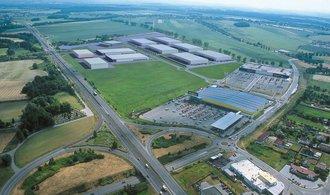 Průmyslových ploch v regionu je za deset let čtyřikrát více