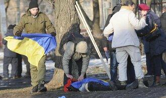 Nedělní teroristický útok v Charkově má čtyři oběti