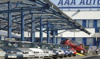 Zájem o ojetiny autobazaru AAA Auto stoupá, prodávají se rekordním tempem