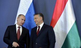 Orbán: S Moskvou je třeba spolupracovat. Ne ji izolovat, jak chce Tusk
