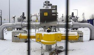 Ukrajina zvyšuje dovoz ruského plynu, chystá se na zdražení