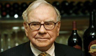 Trumpova daňová reforma pomohla Buffettově firmě k rekordnímu zisku