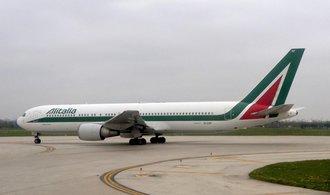 Hledání většího bratra: Alitalia se chce vzdát samostatnosti