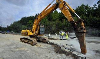 Ťok: Rekonstrukce D1 se o rok protáhne