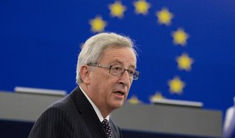 Evropa a Spojené státy nejsou nepřátelé, ale spojenci, prohlásil Juncker před schůzkou s Trumpem