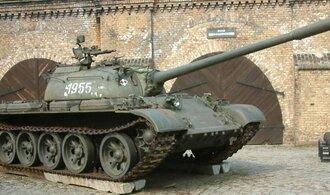 Zbrojaři z Excalibur Group by mohli opravovat afghánské tanky
