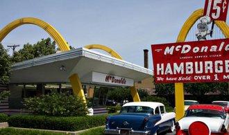 Za vzestupem McDonald's stál Čechoameričan Kroc, vzniká o něm film
