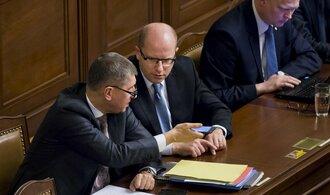 ČSSD prosadila svou. Platy zákonodárců vzrostou o tři procenta