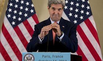 Kerry: USA neuznají separatistické referendum na Ukrajině