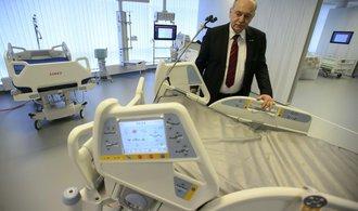 Výrobce nemocničních lůžek Linet uvažuje o prodeji podílu ve firmě