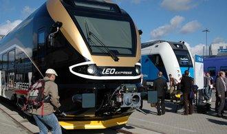 Leo Express zveřejnil jízdní řád, bude mít dvouhodinové intervaly