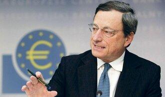 ECB loni vydělala o desetinu více díky nákupům cenných papírů