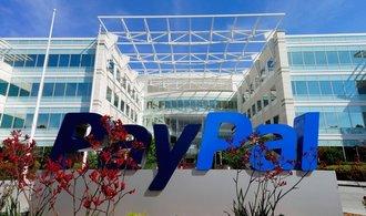 PayPal nyní podporuje platby ve virtuálních měnách