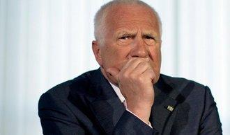 Sudetští Němci kritizovali Klause, prý je k Německu nepřátelský