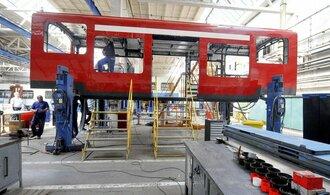 Výrobce tramvají Inekon neplní reorganizační plán. Soud v srpnu může nařídit konkurz