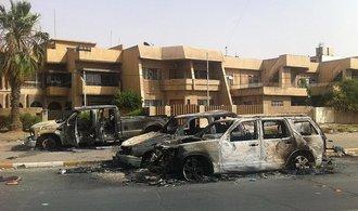 Iráčtí radikálové vyplenili banky. Stali se tak nejbohatšími teroristy