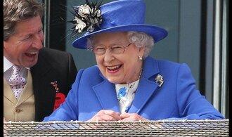 Královna Alžběta II. s Brity oslavuje 60 let na trůně