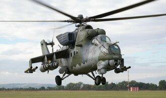 Konec ruských strojů. Armáda nakoupí 16 nových vrtulníků