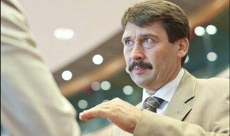 Příštím maďarským prezidentem nejspíš bude europoslanec Áder