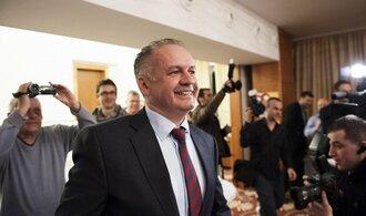 Firmu slovenského prezidenta Kisky prověřuje daňový úřad