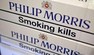 Philip Morris ČR loni zvýšil zisk o 6,3 procenta