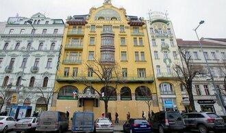 Kotelník poslal pražský hotel Evropa do insolvence, prý nedostal dva platy