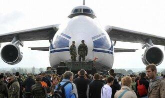 Antonov obnoví výrobu obřího letounu Ruslan. Bez ruských dílů