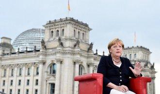 Merkelová: Na řešení otázky běženců se musejí podílet všichni