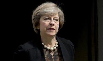 Mayová chce tvrdý brexit. Británie opustí jednotný trh, rozpad celé EU ale nechce